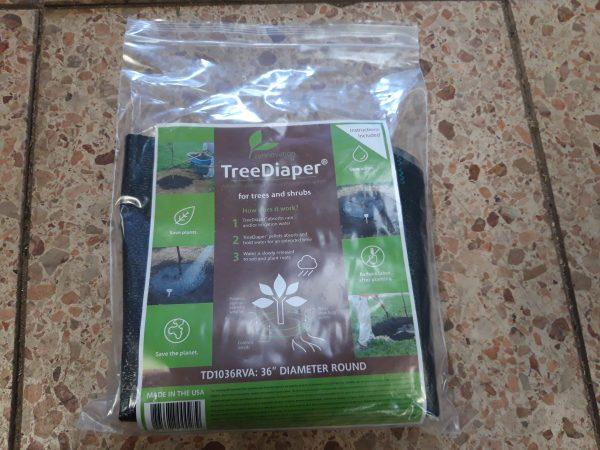 TreeDiaper 90 cm in verpakking